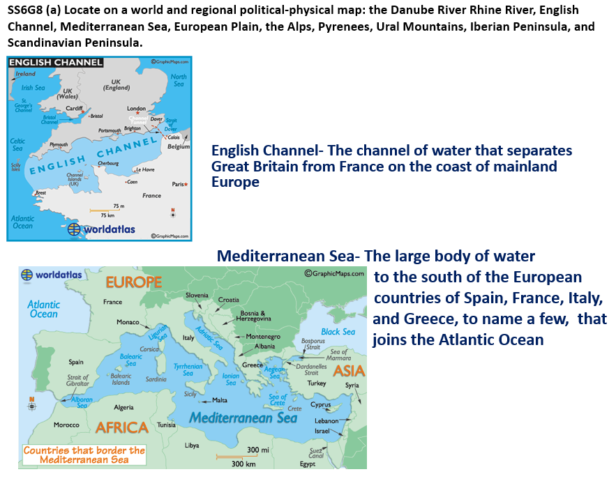 Unit 1 Geography Of Europe Gg4l